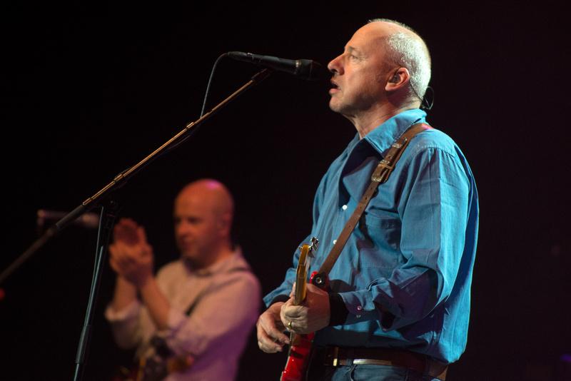 Mark Knopfler at the Genting Arena, Birmingham