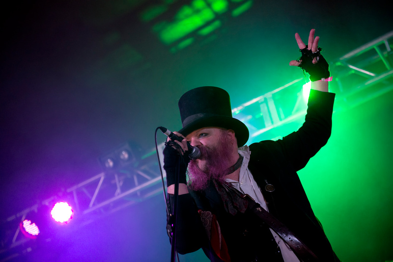 the men that will not be blamed for nothing Bearded Theory Festival 2013