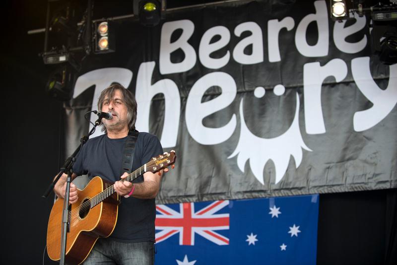 ezio Bearded Theory Festival 2013