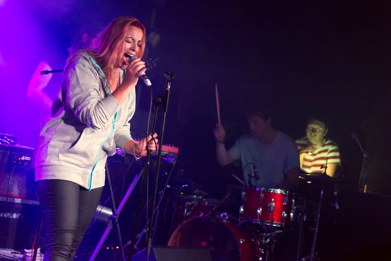 Charlotte Church at the Slade Rooms, Wolverhampton