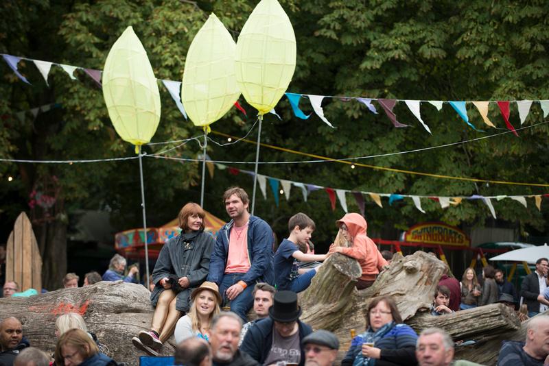 Moseley Folk Festival 2014