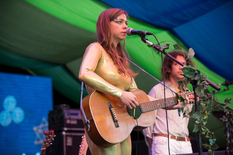 arc iris at Moseley Folk Festival 2014