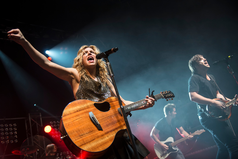 The Band Perry + Special Guest  Lindsay Ell at the Institute, Birmingham
