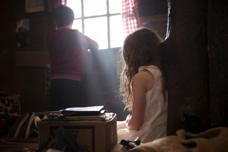 Film Set : The Treehouse