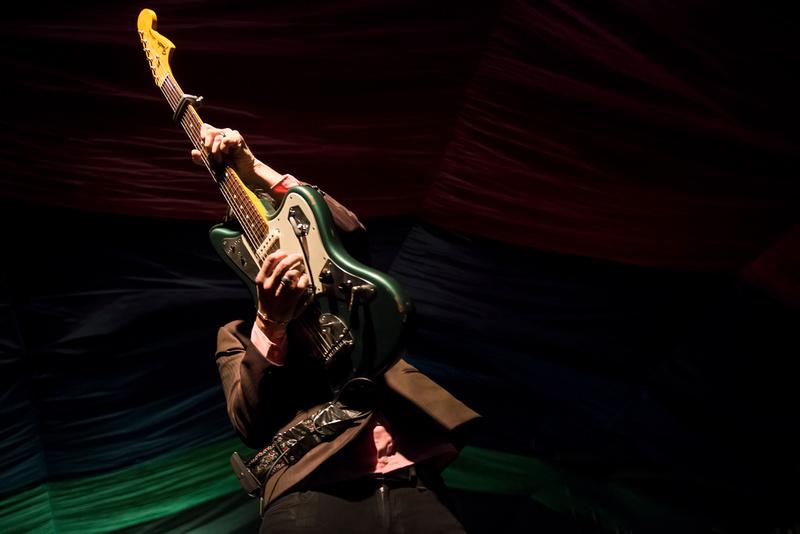 JOHNNY MARR at Moseley Folk Festival 2014