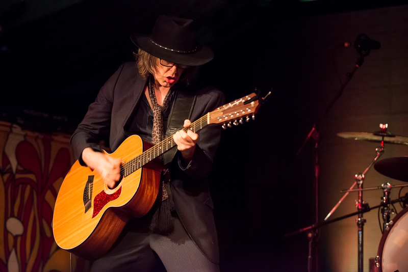 the waterboys at Moseley Folk Festival 2014