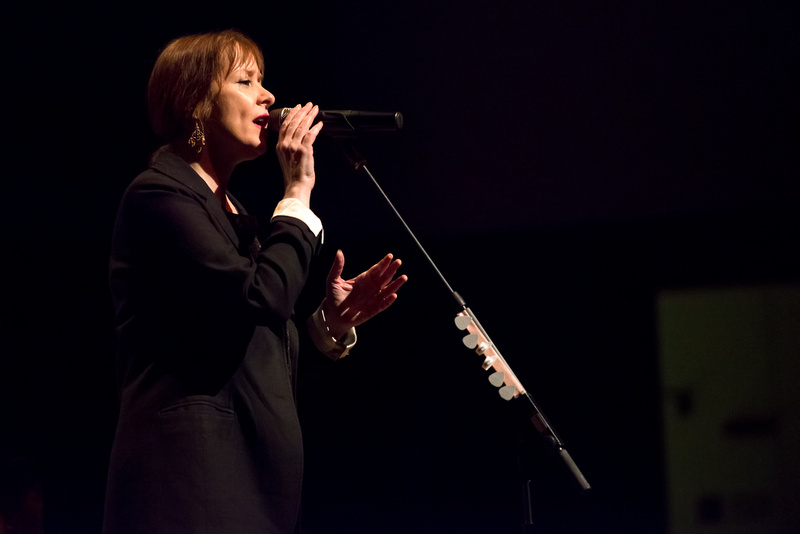 Suzanne Vega + Special Guest Natasha North at the Town Hall, Birmingham