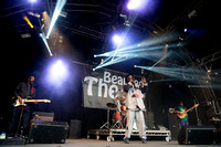 Macka B and The Reggae Roots Band - Bearded Theory Festival 2013