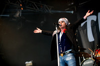 The Quireboys - Bearded Theory Festival 2013