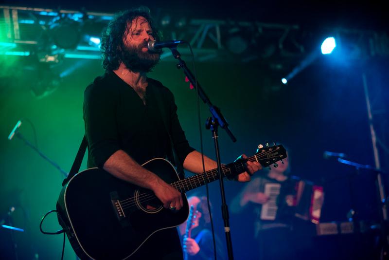 Outcast band Bearded Theory Festival 2013