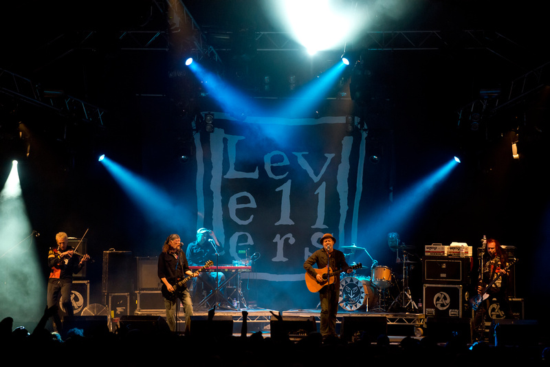 levellers Bearded Theory Festival 2013