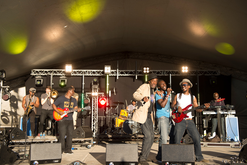 aswad lounge on the farm 2013
