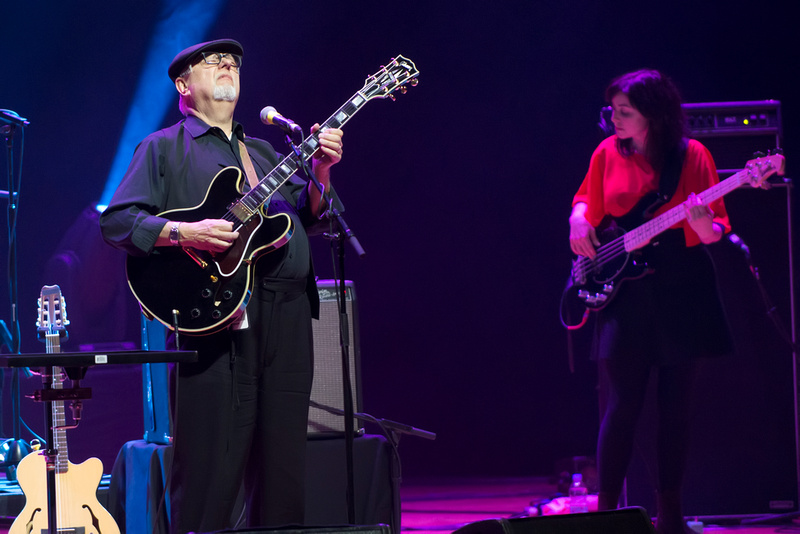 Rodriguez + Special Guest Chloe Charles & Dennis Coffey at the Symphony Hall, Birmingham