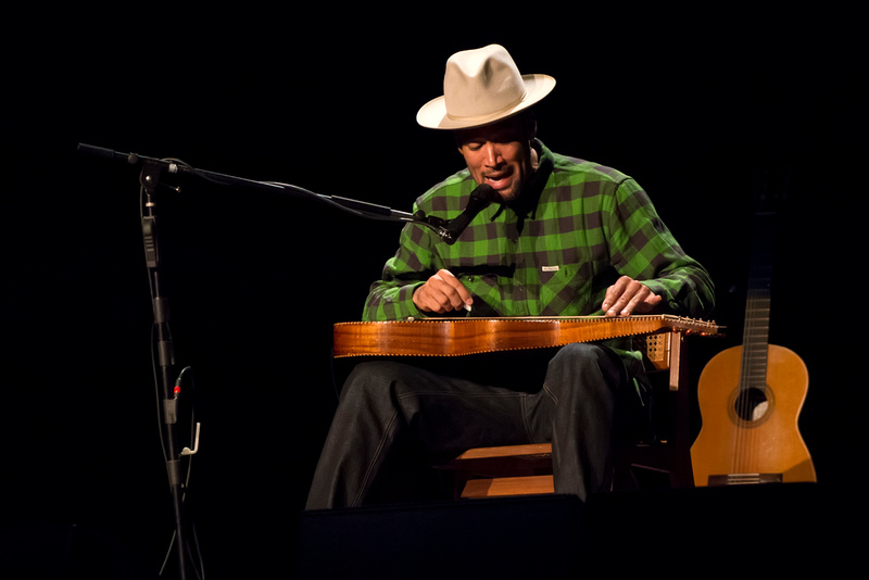 Ben Harper + Special Guest Tom Freund at the Symphony Hall, Birmingham