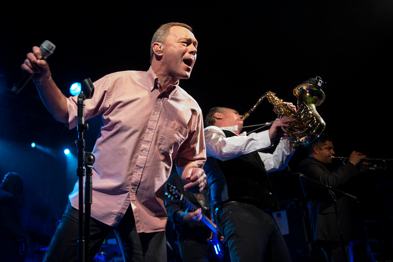 UB40 at the O2 Academy, Oxford