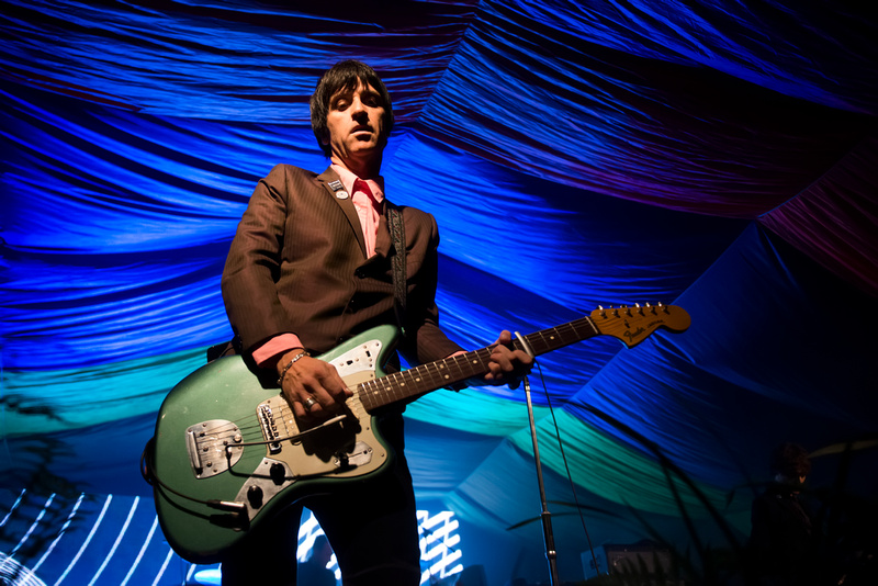 JOHNNY MARR at Moseley Folk Festival 2014
