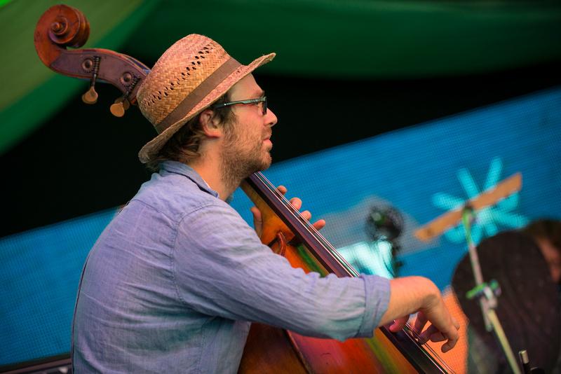 lisa knapp at Moseley Folk Festival 2014
