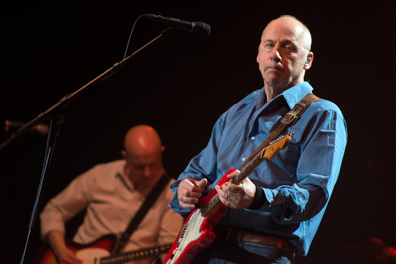 Mark Knopfler at the Genting Arena, Birmingham