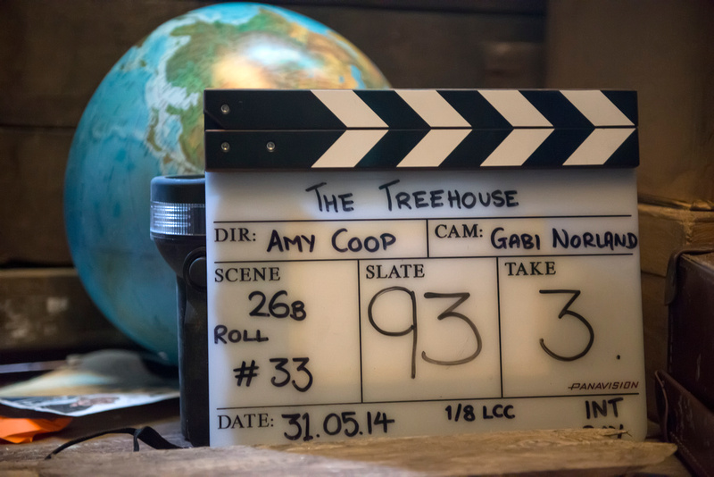 Film Set : The Treehouse