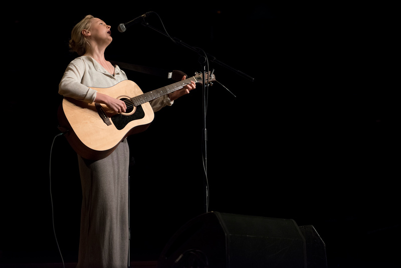Laura Marling + Support (Nick Mulvey) at the Symphony Hall, Birmingham