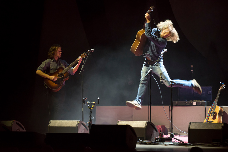 Rodrigo y Gabriela + Special Guest Øystein Greni at the Symphony Hall, Birmingham